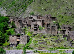 Jeep tour in Khevsureti - Weekend breaks in Shatili & Mutso Villages