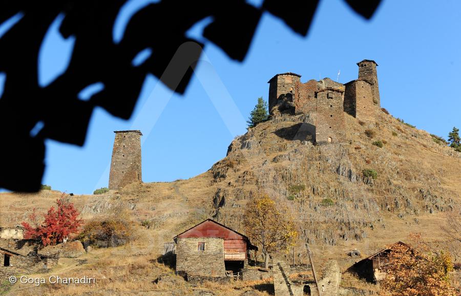 Keselo Castle