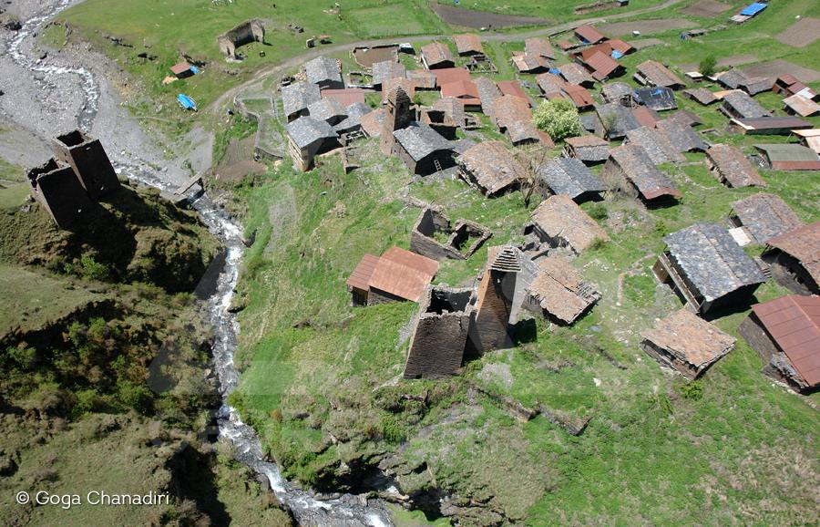 Villages: Diklo, Dochu, Girevi, Kvavlo, Chesho, Hegho